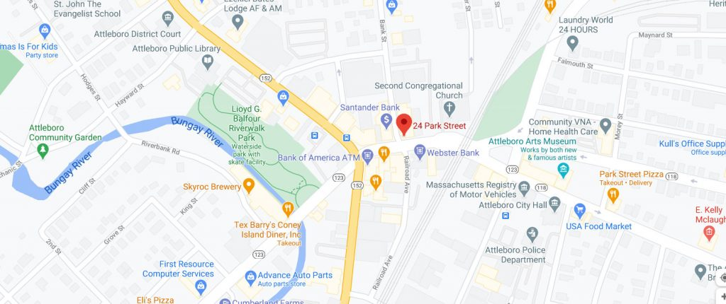 Style 24 Salon Google Location Map Image